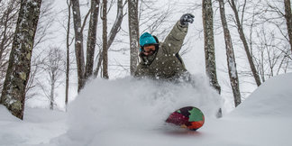 Photo Gallery: Jonas Brings FEET of Powder to Mid-Atlantic ©Kurtis Schachner/ Snowshoe Mountain Resort