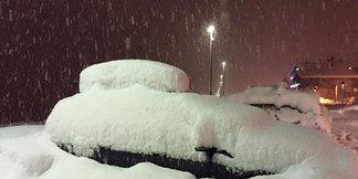 V Taliansku konečne výdatne snežilo - podmienky pre lyžiarov sú veľmi dobré! ©Facebook Livigno
