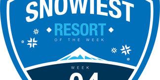 Snowiest Resort of the Week (4/2016): Ve čtvrtém týdnu je lídrem tabulky Švýcarsko ©Skiinfo