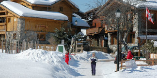 La Plagne : 10 stations de ski en une ©OT de La Plagne / Montchavin la Plagne