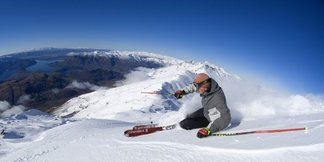 Best skiing in Australia & New Zealand ©Treble Cone/Ben Skinner