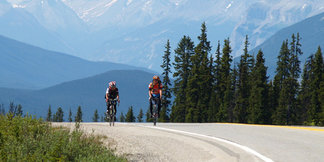 Bike the Icefields Parkway ©BE Randonneurs / Flickr