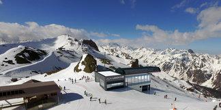 Nowe koleje linowe w Alpach: ośrodki narciarskie stawiają na większy komfort i przepustowość ©TVB Paznaun - Ischgl