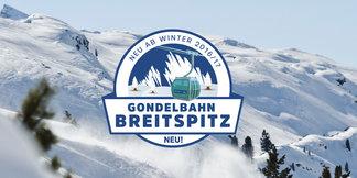 Galtür investuje: Nová gondola Breitspitz, nová zjazdovka, rozšírené zasnežovanie ©Galtür
