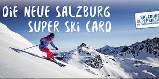 25 stredísk v jednom skipase: Nová Salzburg Super Ski Card ©Salzburg Super Ski Card