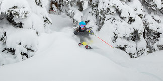 Deep Western Snowpack Extends Season ©Coast Mountain Photography