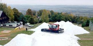 Na Monínci se lyžuje už od 26. října! ©Monínec