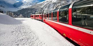 Andare a sciare in treno: 10 località facili da raggiungere ©Valais, Switzerland