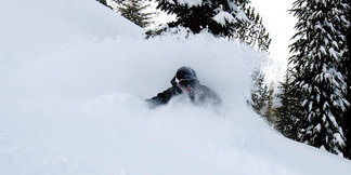271 cm snø i Mammoth US på 7 dager