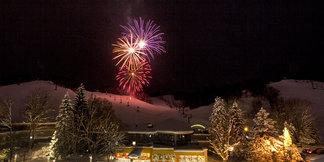 New Year's Eve Celebration ©Crystal Mountain