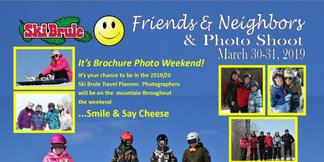 March 30-31, 2019 Friends & Neighbors Weekend  ©Ski Brule