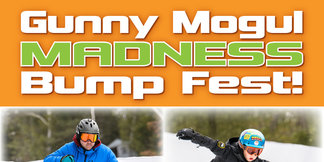 GUNNY MOGUL MADNESS BUMPFEST at Ski Sundown in New Hartford, CT ©Ski Sundown