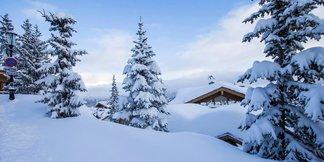 Schneebericht: Kurze Schneefallperiode in den Ostalpen, danach wieder viel Sonne und Frühling - ©Courchevel Officiel - facebook