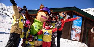 Les Pyrénées catalanes, destination idéale pour une escapade à la neige avec les enfants - ©Vallter 2000 - FGC