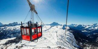 Dove sciare nel weekend? Aggiornamenti meteo & neve ©www.bandion.it