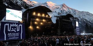 Musilac Mont-Blanc 2019 : Découvrez la programmation complète ©Morgane Raylat / OT Chamonix