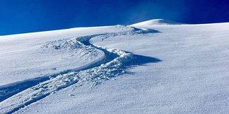 Vysoko v horách snehu dosť - január 2019 - © Discover Madesimo Facebook