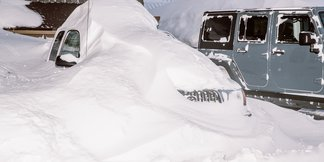 California, Utah Storm Totals Near 100 Inches ©Peter Morning/ MMSA