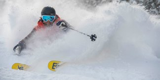 Utah Storm Still Raging After 2-4 Feet of Fresh ©Park City Mountain Resort