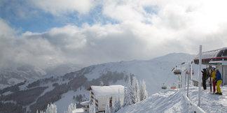 Sněhové zprávy: V Alpách leží až 6 metrů sněhu. Lavinové riziko je velké! ©Skiinfo