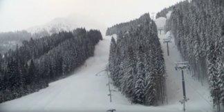 VIDEO: Preventívny odstrel lavíny v Spálenom žľabe ©Youtube | Pavol Hrubjak