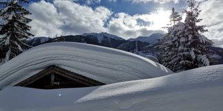 Aké sú snehové podmienky v TOP 20 lyžiarskych strediskách? ©saalbach.com