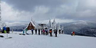 Kde v Čechách se lyžuje a kolik je sněhu ©Skiareál Harrachov - facebook