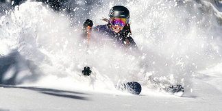 Serious Snow Headed for Sun Valley ©Sun Valley Resort