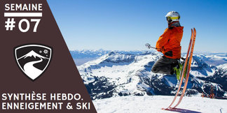 Synthèse enneigement & conditions de ski - Semaine 07 ©Ara Lleida