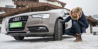La conduite sur route enneigée : conseils pratiques ©Nokian