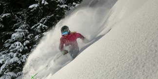 Sierras, Rockies Buried Under 2+ Feet in 24 Hours ©Whistler Blackcomb