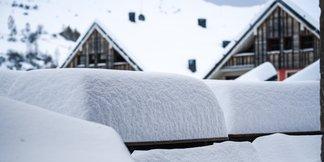 Prima neve sulle Alpi - Novembre 2019 - © Prato Nevoso Ski Facebook