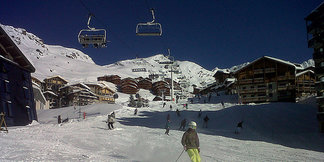 Five reasons to ski Val Thorens ©Val Thorens Tourism