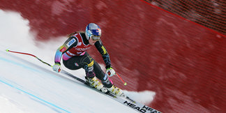 Lake Louise : Lindsey Vonn va beaucoup mieux ©Agence Zoom