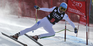 Beaver Creek : Christof Innerhofer en costaud ©Agence Zoom