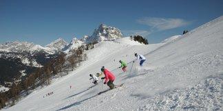 5 buoni motivi per sciare in Veneto ©Fotoriva