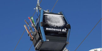 Champoluc: acquista lo skipass online e salta la coda! ©Monterosa Ski