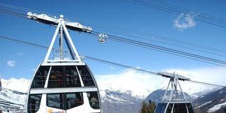 Who's the Daddy? Top 10 biggest ski areas ©La Plagne Tourism