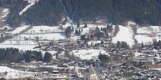 Sneeuwbericht: Waar ligt momenteel de sneeuw in Europa en Noord-Amerika? ©Kitzbuehel