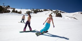 Best resorts for skiing in May ©Mammoth Mountain Ski Resort