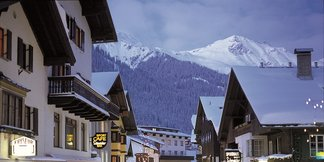 Top 10 European weekend ski resorts with easy airport access ©St. Anton Tourism