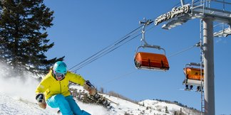 Top Ski Resorts for Thanksgiving: Park City - ©Liam Doran