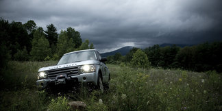 Take it Off-Road Near Stratton Mountain - ©Equinox Resort and Spa