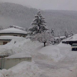 Ultime nevicate in Italia, Gennaio 2014