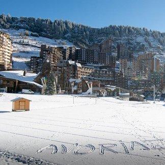 Ottobre 2014 - Neve fresca sulle Alpi - © Avoriaz
