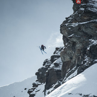 Freeride World Tour 2015 Chamonix - © freerideworldtour.com/DDAHER