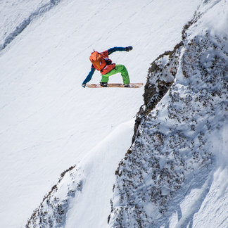 Freeride World Tour Kitzbüheler Alpen staged in Andorra - © Freeride World Tour | David Carlier