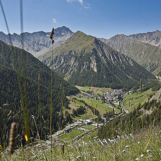 Sommer in Engadin