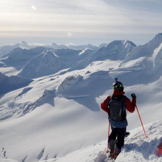 Sam Smoothy, Wille Lindberg und Jérémie Heitz in Alaska - © Martin Winkler | Zero Division