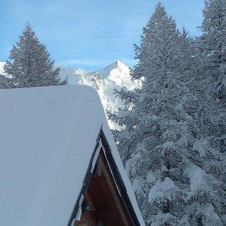 Wreszcie świeży śnieg we Włoszech! - © Bardonecchia Ski Facebook
